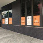 Retail signage - Window graphics