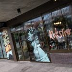 Shopfront signage - Window graphics and vinyl lettering for Rokstar
