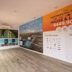 Wall graphics - Digitally printed wallpaper - Emerald Parks