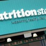 Shop Sign - Nutrition Station
