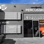 Window graphics - One Way Vision Sticker for Drums & Percussion